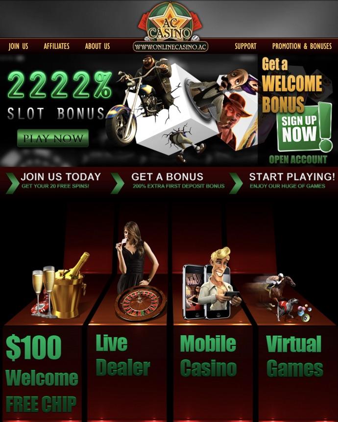 Ac casino no deposit codes 2013 gambling addiction articles