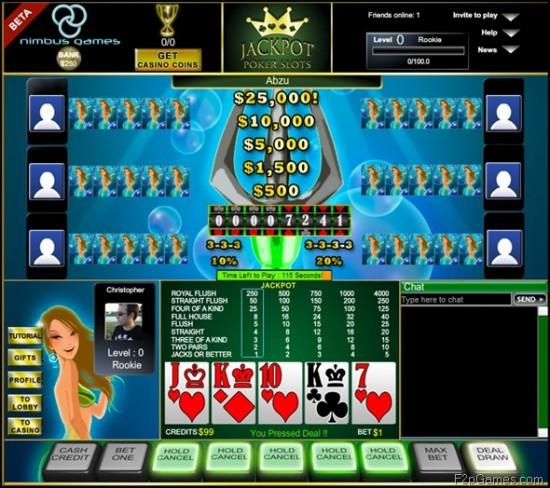 euro palace casino jackpot poker slots