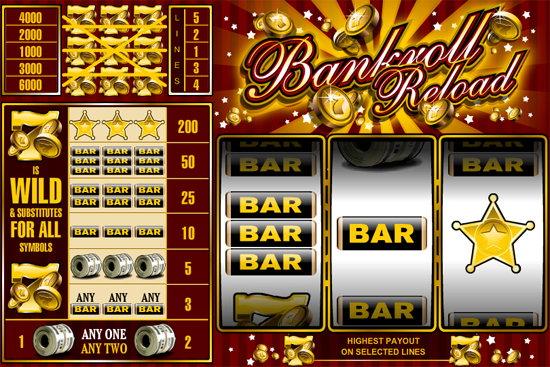 bankroll slot