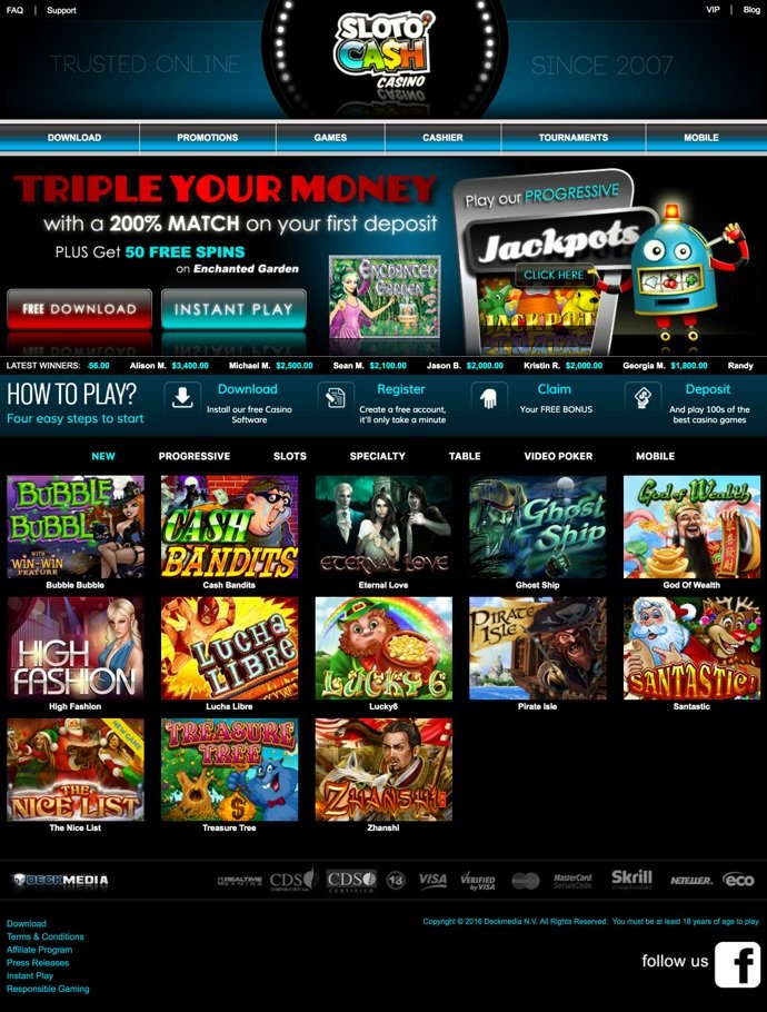 Europa Casino Mobile Bonus App Code Slot