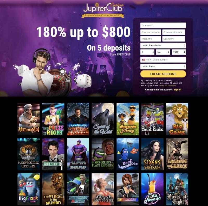 Jupiter Club Casino